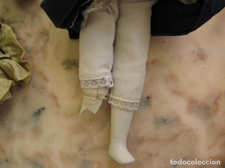 Muñeca española clasica: Interesante Lote de muñecas rotas para piezas y reparaciones - Foto 7 - 171401964