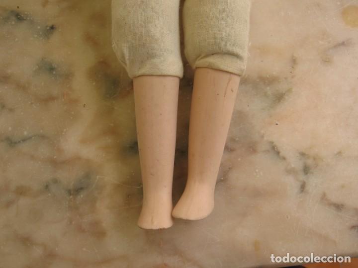Muñeca española clasica: Interesante Lote de muñecas rotas para piezas y reparaciones - Foto 9 - 171401964