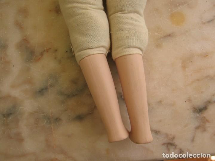Muñeca española clasica: Interesante Lote de muñecas rotas para piezas y reparaciones - Foto 11 - 171401964