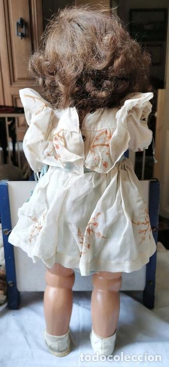 Muñeca española clasica: MARICELA ANDADORA. SEGUNDA ÉPOCA. SANTIAGO MOLINA. CON LLORÓN. ESPAÑA. AÑOS 40 - Foto 7 - 171412844