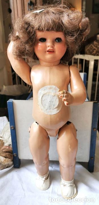 Muñeca española clasica: MARICELA ANDADORA. SEGUNDA ÉPOCA. SANTIAGO MOLINA. CON LLORÓN. ESPAÑA. AÑOS 40 - Foto 8 - 171412844