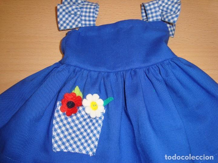 Muñeca española clasica: Vestido para muñeca - Foto 2 - 171742572