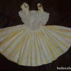 Muñeca española clasica: VESTIDO MUÑECA PIERINA, GUENDALINA O SIMILAR. Lote 172374474