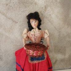 Muñeca española clasica: ANTIGUA MUÑECA TIPO LAYNA. Lote 172425157