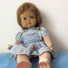 Muñeca española clasica: MUÑECA DE FLORIDO RUBITA, MILITINA O SIMILAR. Lote 173174283