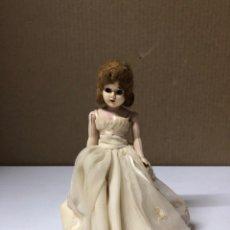 Muñeca española clasica: ANTIGUA MUÑECA DE CELULOIDE. MEDIDA APROXIMADA 18.5 CM DE ALTO. VER FOTOS. Lote 173557640
