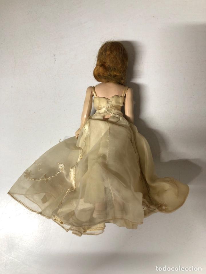 Muñeca española clasica: ANTIGUA MUÑECA DE CELULOIDE. MEDIDA APROXIMADA 18.5 CM DE ALTO. VER FOTOS - Foto 5 - 173557640