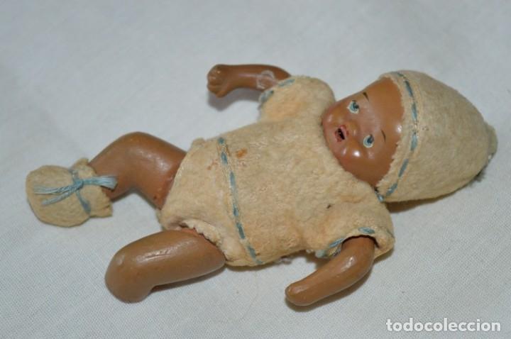Muñeca española clasica: Antiguo muñeco / bebe - CERÁMICA / TERRACOTA / BARRO / ARCILLA... Precioso ¡Mira fotos/detalles! - Foto 2 - 174937707