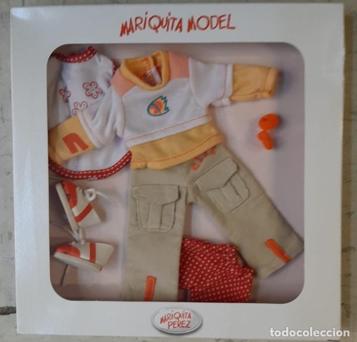 VESTIDO MARIQUITA PEREZ MODEL TRAJE (Juguetes - Reproducciones Vestidos y Accesorios Muñeca Española Clásica)