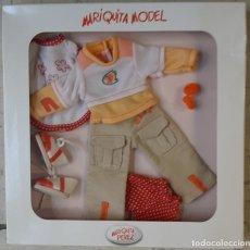 Muñeca española clasica: VESTIDO MARIQUITA PEREZ MODEL TRAJE. Lote 175757617
