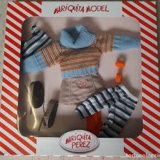Muñeca española clasica: VESTIDO MARIQUITA PEREZ MODEL TRAJE. Lote 175796765