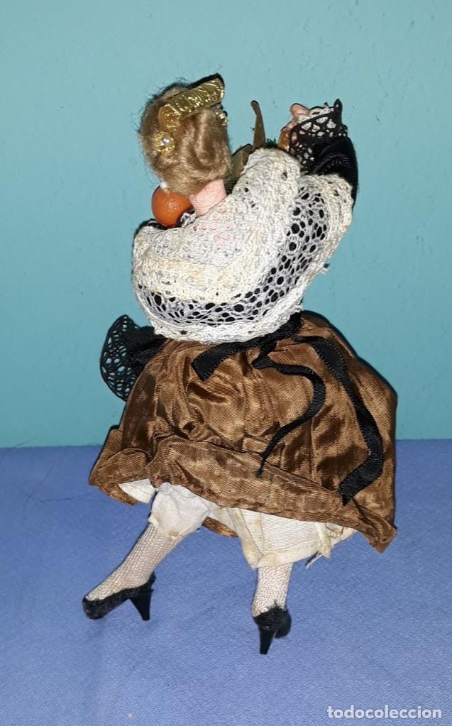 Muñeca española clasica: MUÑECA ANTIGUA DE FIELTRO VALENCIANA ROLDAN LAYNA ? VER FOTOS Y DESCRIPCION - Foto 2 - 176414549