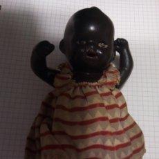 Muñeca española clasica: *MUÑECO DE TERRACOTA. 14 CM. (RF:BJ/H). Lote 177096284