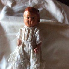 Muñeca española clasica: MUÑECA ESPAÑOLA PEPONA AÑOS 30-40. Lote 177655888