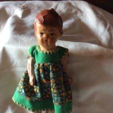 Muñeca española clasica: MUÑECA ESPAÑOLA PEPONA AÑOS 30-40. Lote 177656283
