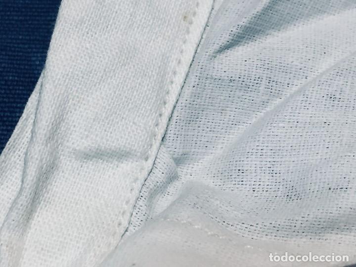 Muñeca española clasica: delantal tipo peto de tela muñeca juego niñas niños años 30 españa - Foto 3 - 178174060