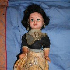 Muñeca española clasica: ANTIGUA MUÑECA FALLERA VALENCIANA CAYETANA TERESIN. Lote 179141360