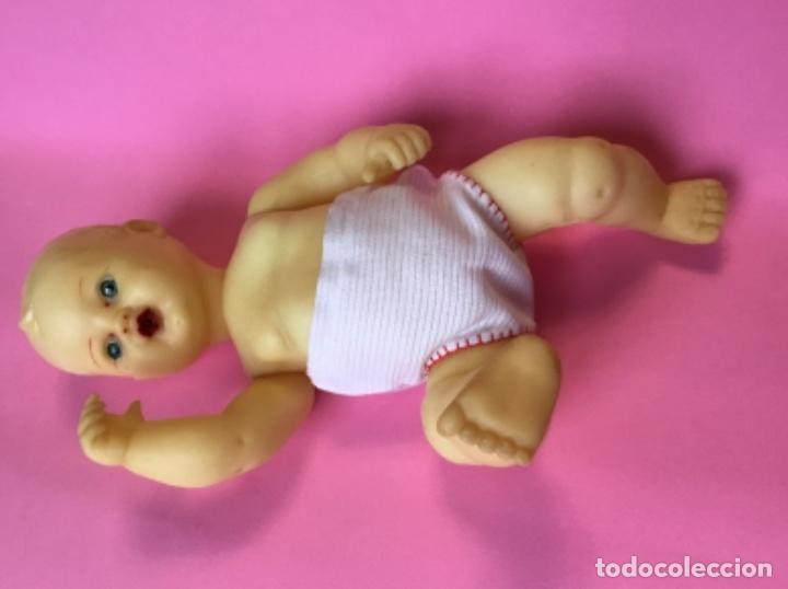 Muñeca española clasica: Bebé en caucho años 50 estilo Miguelín - Foto 8 - 180496026