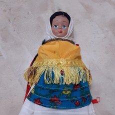 Muñeca española clasica: MUÑECA PAYESA CON TRAJE REGIONAL (ISLAS BALEARES). Lote 181184712