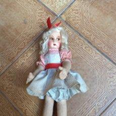 Muñeca española clasica: ANTIGUA MUÑECA NATI. Lote 181507326