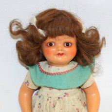 Muñeca española clasica: ANTIGUA MUÑECA DE MUÑECAS MONTSERRAT. AÑOS 40. SIMILAR A LA MARIQUITA PEREZ. IMPECABLE. Lote 181929403