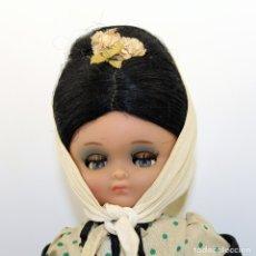 Muñeca española clasica: ANTIGUA MUÑECA LINDA PIRULA CASTIZA, MADRILEÑA O CHULAPA - 1º GENERACION - MUÑECAS DE ALBA. Lote 182018801