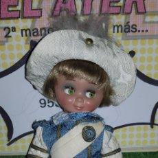 Muñeca española clasica: LINDA PIRULA SEISE. Lote 182290977
