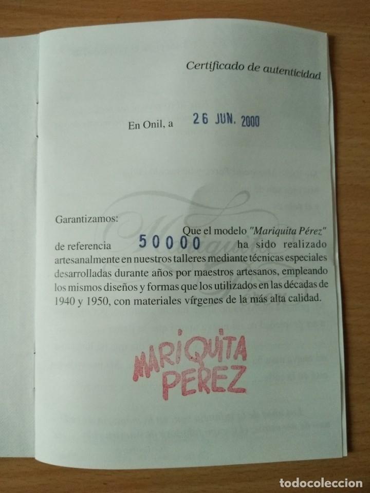 Muñeca española clasica: GRAN LOTE REEDICCION MARIQUITA PEREZ - Foto 5 - 182635172