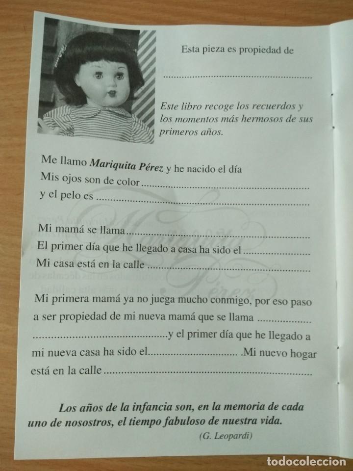 Muñeca española clasica: GRAN LOTE REEDICCION MARIQUITA PEREZ - Foto 6 - 182635172