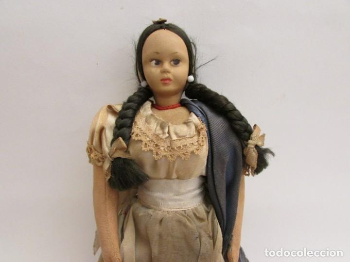 Muñeca española clasica: MUÑECA VESTIDA DE TRAJE REGIONAL - Foto 3 - 183331011
