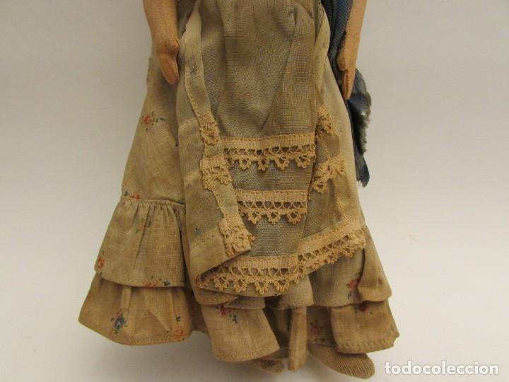 Muñeca española clasica: MUÑECA VESTIDA DE TRAJE REGIONAL - Foto 4 - 183331011