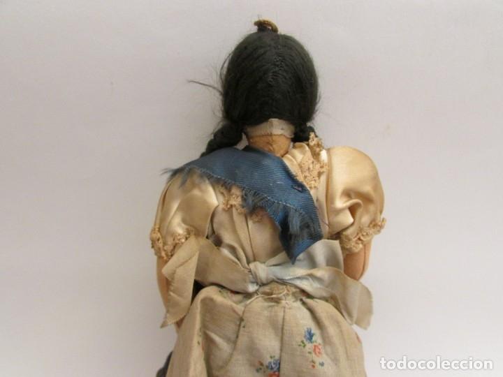 Muñeca española clasica: MUÑECA VESTIDA DE TRAJE REGIONAL - Foto 5 - 183331011