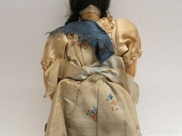 Muñeca española clasica: MUÑECA VESTIDA DE TRAJE REGIONAL - Foto 7 - 183331011