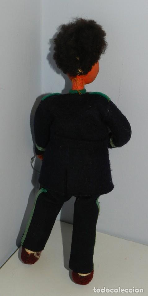Muñeca española clasica: ANTIGUA MUÑECO DE LA MARCA KLUMPE - FIRMADAS POR JUAN ROLDAN, LAS EXTREMIDADES SON DE ALAMBRE LO QU - Foto 4 - 183742818