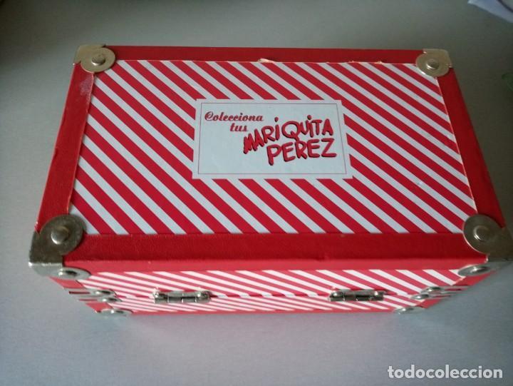 Muñeca española clasica: maletin con 6 muñecas mariquita perez - Foto 3 - 188794027