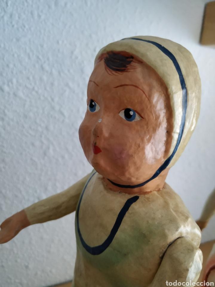 Muñeca española clasica: Carton piedra - Foto 5 - 189938518