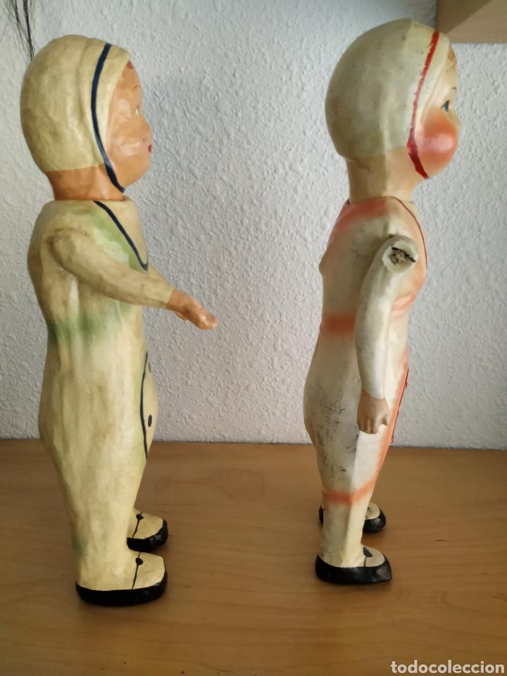 Muñeca española clasica: Carton piedra - Foto 11 - 189938518
