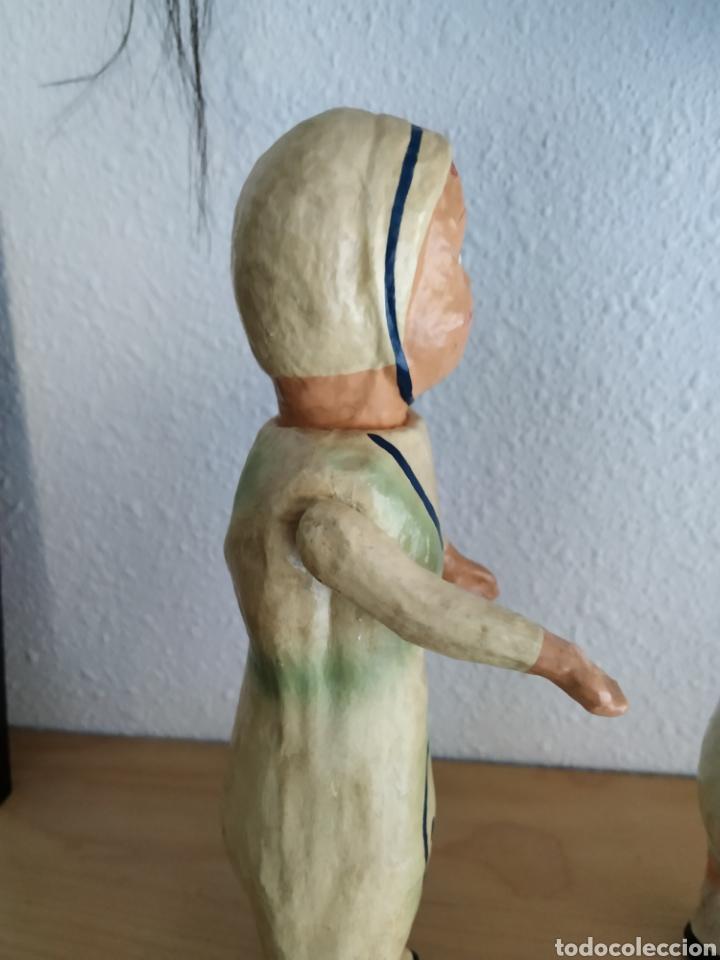 Muñeca española clasica: Carton piedra - Foto 15 - 189938518