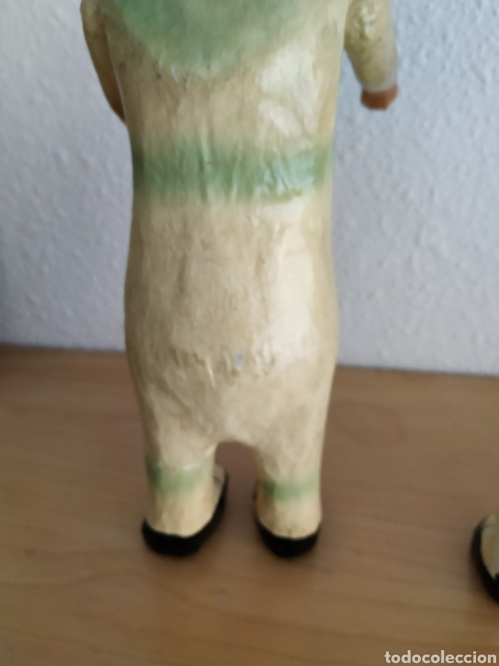 Muñeca española clasica: Carton piedra - Foto 19 - 189938518