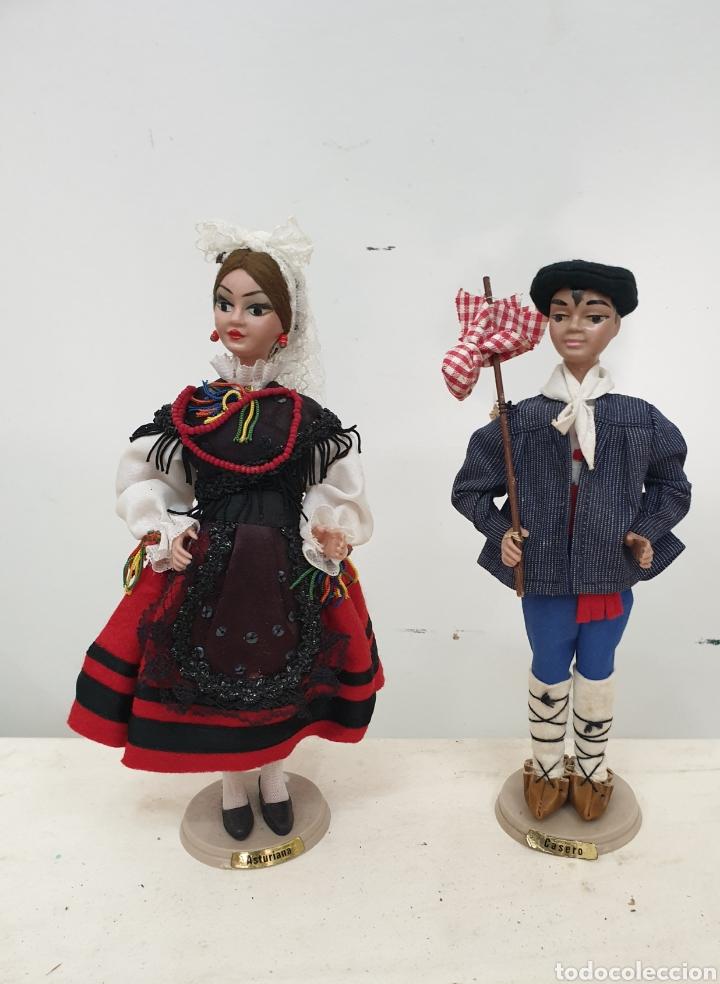 TRAJES REGIONALES DE BEIBI (Juguetes - Reproducciones Vestidos y Accesorios Muñeca Española Clásica)