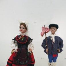 Muñeca española clasica: TRAJES REGIONALES DE BEIBI. Lote 190986543