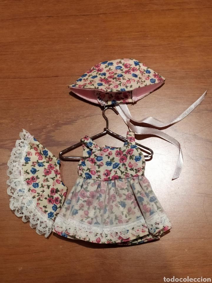 VESTIDO MARIQUITA PEREZ MINI. ALTAYA (Juguetes - Reproducciones Vestidos y Accesorios Muñeca Española Clásica)