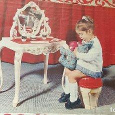 Muñeca española clasica: MARY PERY REF,667. Lote 191073440
