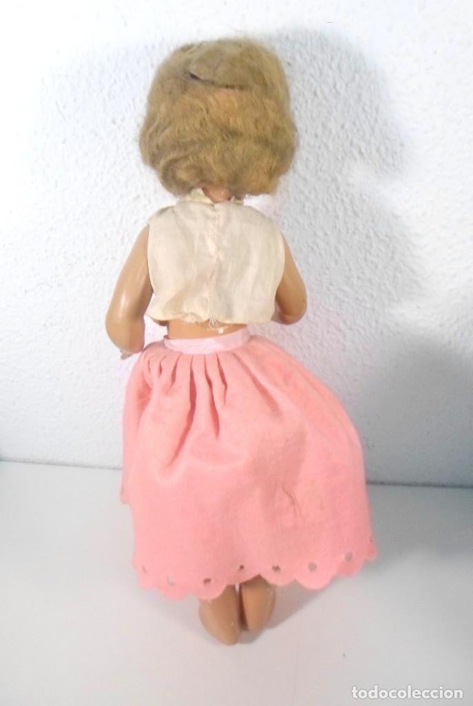 Muñeca española clasica: MUÑECA TERESIN ORIGINAL AÑOS 50 - Foto 9 - 191479898
