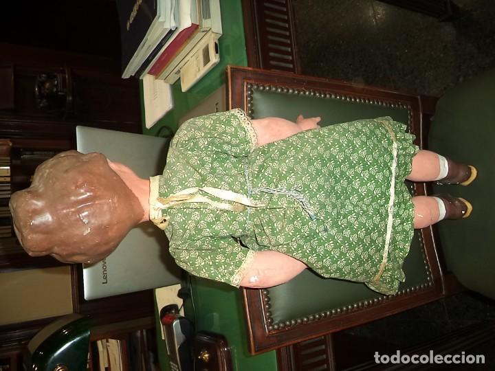 Muñeca española clasica: MUÑECA DE 65 CMS. CARTON PIEDRA - Foto 2 - 191576287