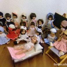 Muñeca española clasica: MARIQUITA PÉREZ . MUÑECAS DE 20 CM. BONITA COLECCIÓN. Lote 192933111