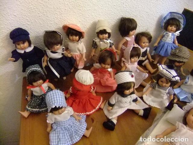 Muñeca española clasica: MARIQUITA PÉREZ . MUÑECAS de 20 cm. Bonita Colección - Foto 2 - 192933111