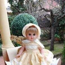 Muñeca española clasica: MUÑECA CHARITO DE J BERENGUER TODA DE ORIGEN. Lote 193228462