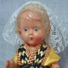 Muñeca española clasica: ANTIGUA MUÑECA REGIONAL DE BÉLGICA. Lote 193348201