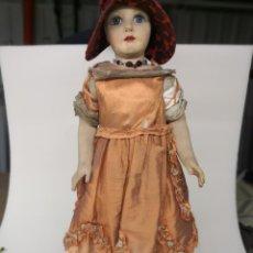 Muñeca española clasica: MUÑECA ANTIGUA, DE JOSE FLORIDO.. Lote 193655160
